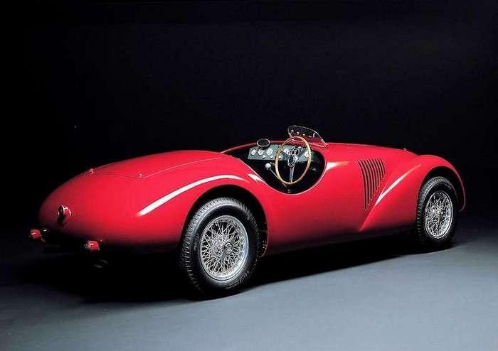 70 лет первой Ferrari в истории