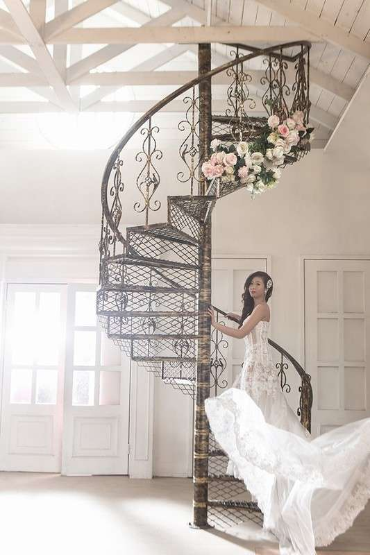 Женщина узнала, что умрёт от рака, и устроила себе свадебную фотосессию мечты