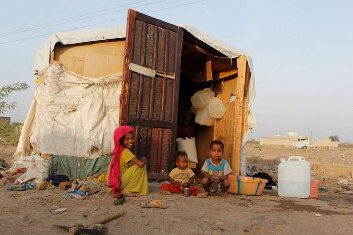 Фото повседневной жизни в Йемене