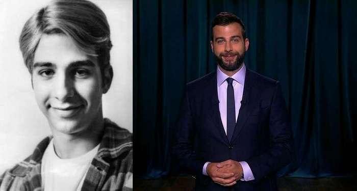 Тогда и сейчас: Как изменились популярные телеведущие