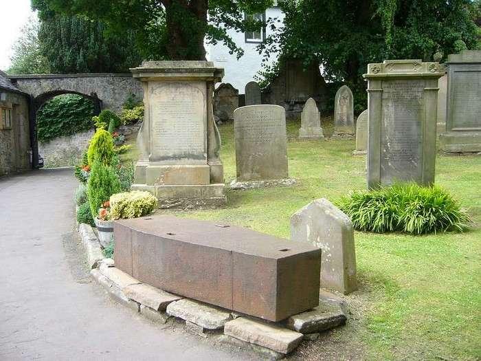 Могильные сейфы или безопасные гробы