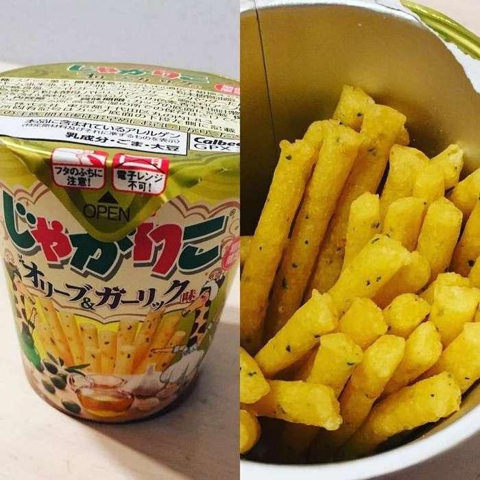 15 блюд японского фастфуда, в которые мало кто отказался бы попробовать