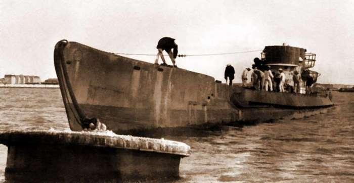U-530 — лодка из -конвоя фюрера-?