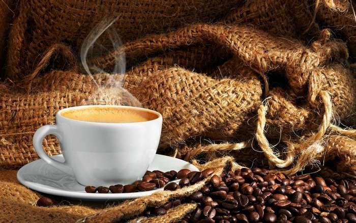 Кофе. Просто кофе