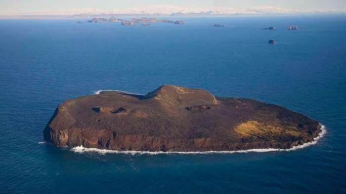 Запретный остров