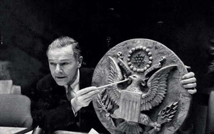 Как СССР шпионил за США