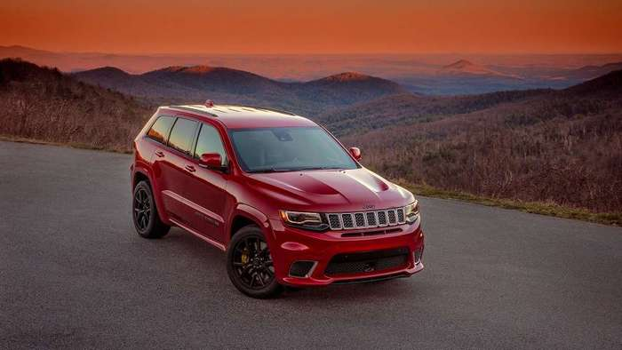 Jeep сделал самый мощный в мире внедорожник