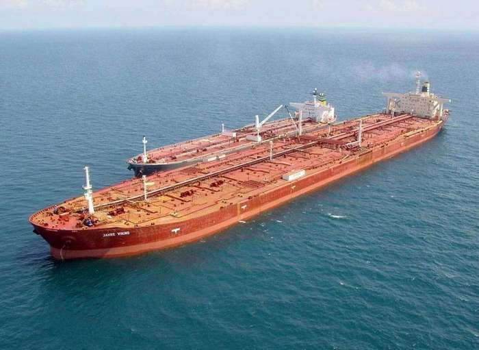 Seawise Giant — самое большое судно на Земле