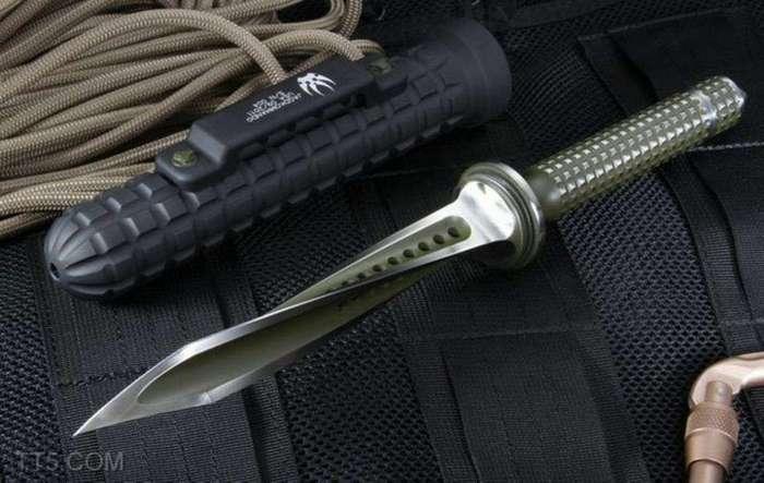 Боевой нож Jagdkommando