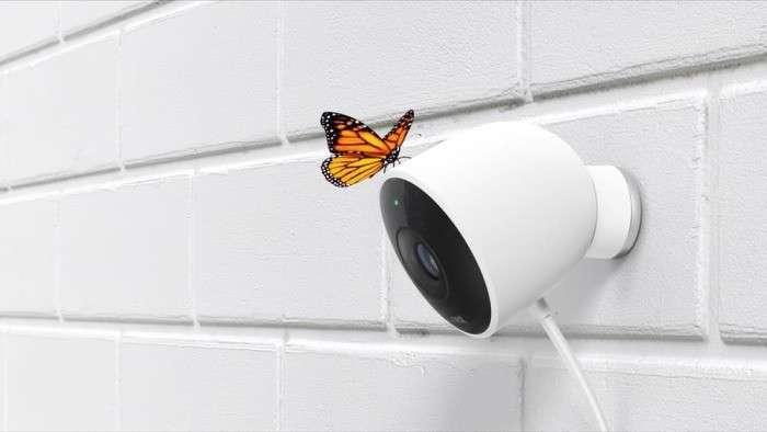 Умная камера наблюдения, которая позволит общаться с гостем, не подходя к двери