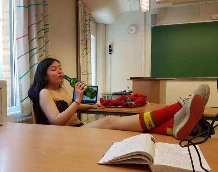 Бухло, секс и дикие вечеринки: норвежские подростки отметили окончание школы