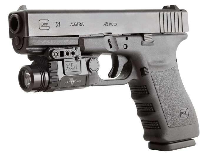 Немного Glock