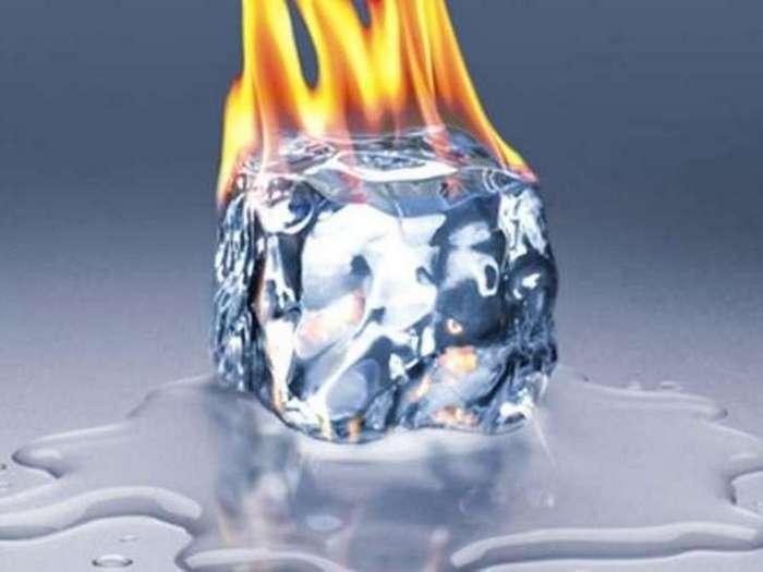 На пороге энергетической революции: Китай смог добыть -горючий лед-