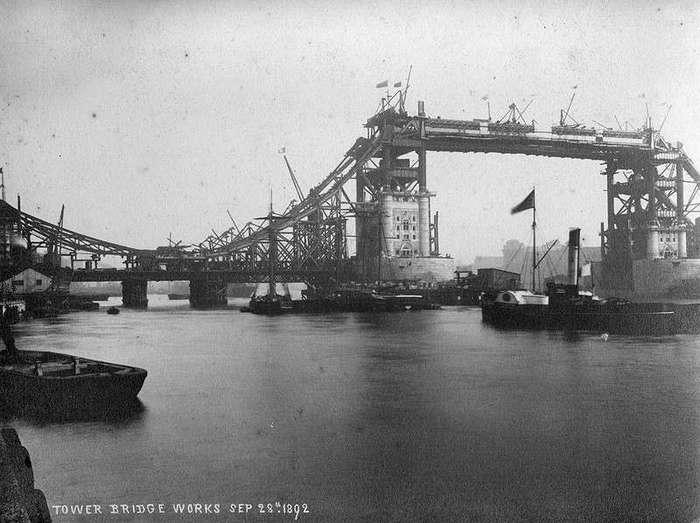 История Тауэрского моста
