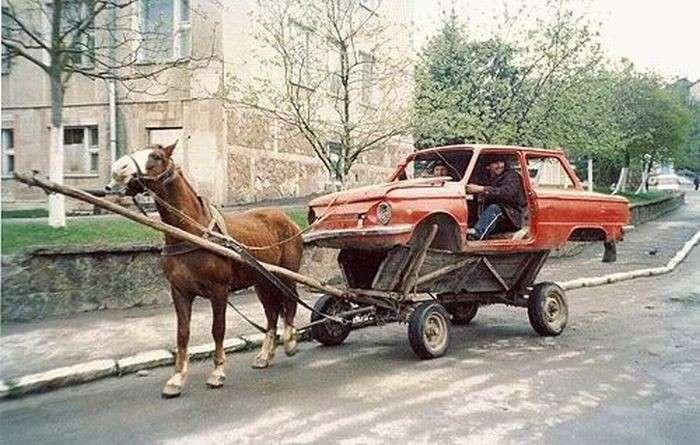Беспощадный отечественный тюнинг. Отберите у них болгарки !