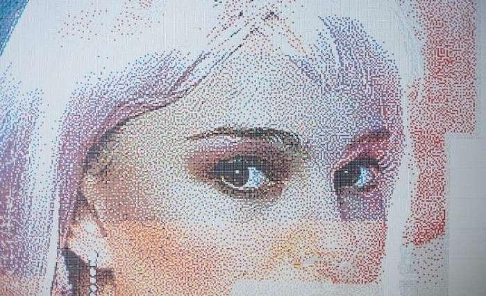 Ультрареалистичные шедевры : портреты кинозвезд от турецкого художника Сagatay Оdabas