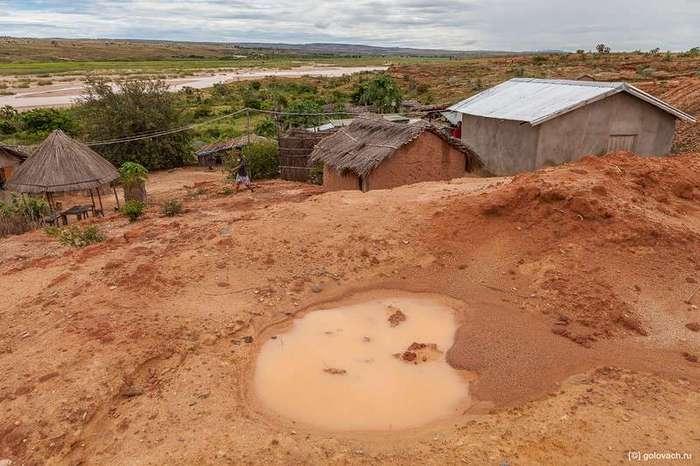 Как добывают сапфиры на Мадагаскаре