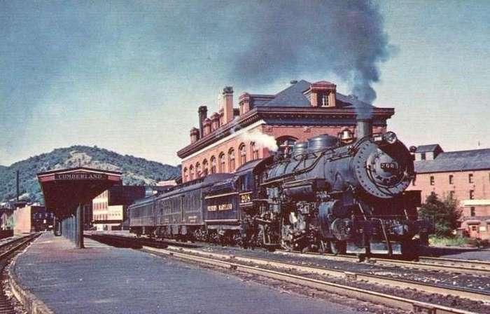 Как в США сознательно -убили- пассажирские железные дороги