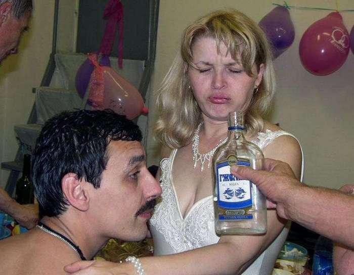 Совет да любовь, да фото с русских свадеб
