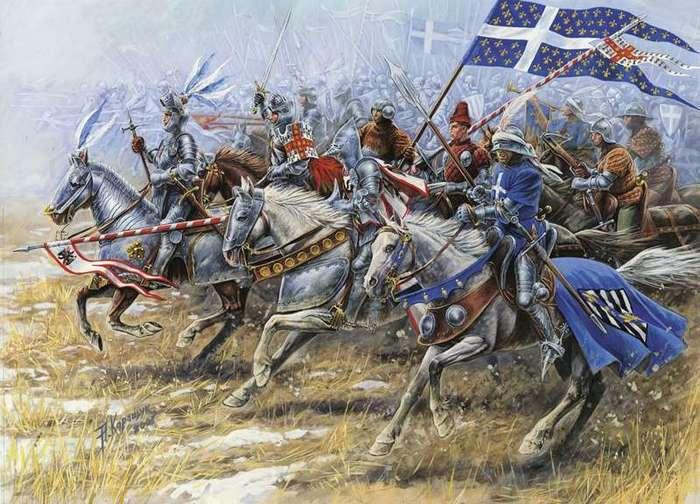 Рыцарские законы войны