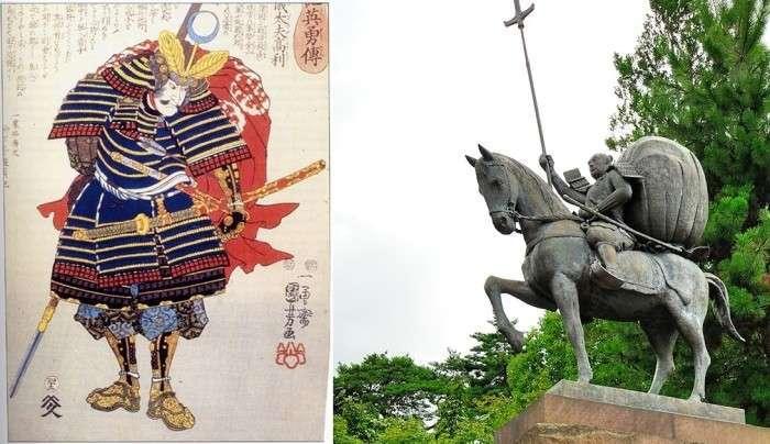 Самурайский плащ-тыква: как японские воины спасались от вражеских стрел