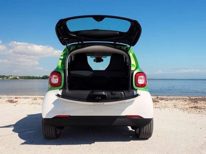 Электрический ситикар Smart ForTwo ED - практически идеальный автомобиль для города
