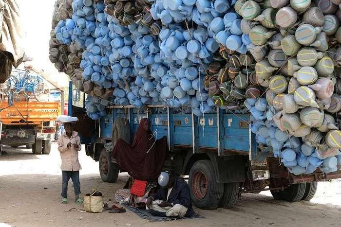 Фото повседневной жизни в Нигерии