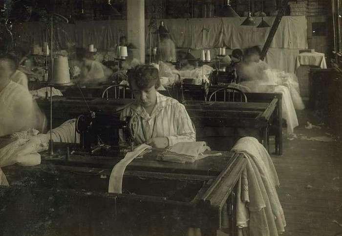 Детский труд в США на снимках 1900-х годов