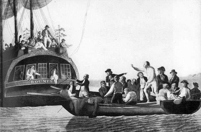 История мятежного -Баунти-