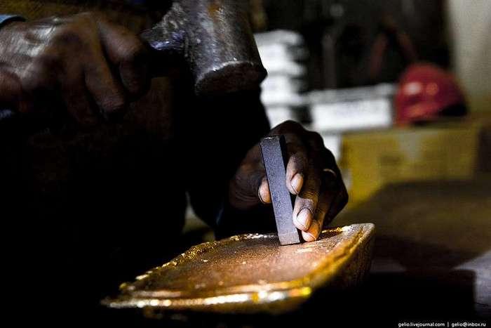 Как добывают золото в Африке, России и Казахстане