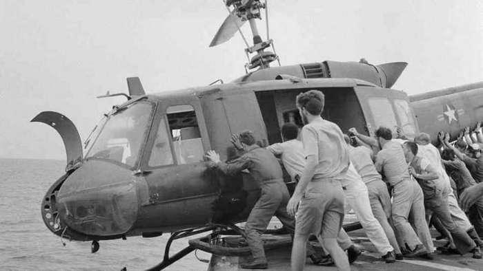 ИГРА НА ВЫЛЕТ. История невероятного побега на самолёте из Вьетнама