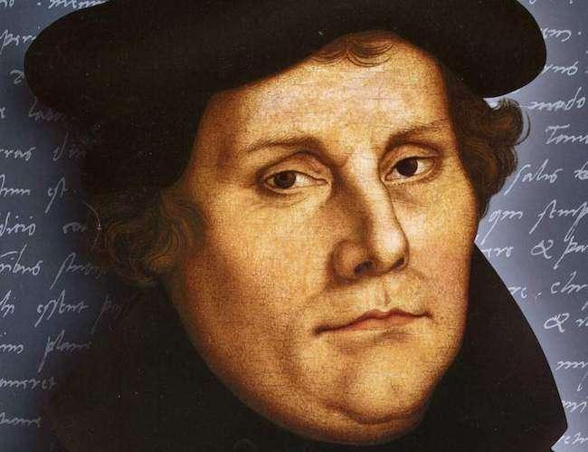 Как 500 лет назад Мартин Лютер изменил мир