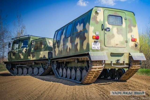 ГАЗ-3351 -Лось-
