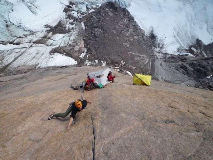 Спокойной ночи, альпинист !