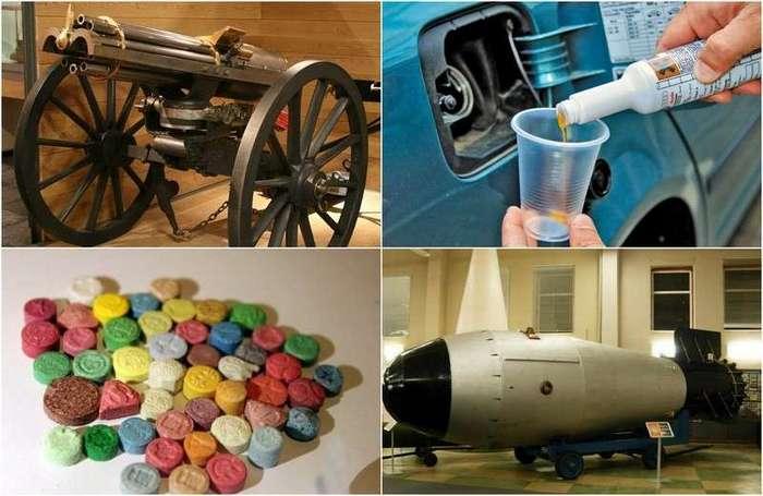 Изобретения, которые принесли больше вреда, чем пользы