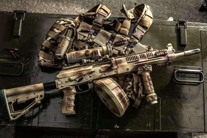 Ручной пулемёт РПК-16