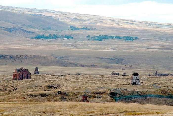 Древняя столица армянского Анийского царства