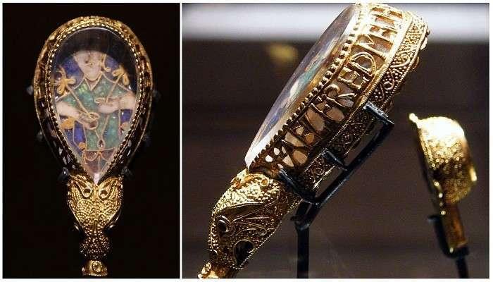 Драгоценность Альфреда - случайно обнаруженное сокровище, ставшее настоящей сенсацией