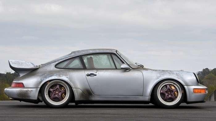На аукционе Sotheby's: два автомобиля Porsche проданы почти за 4 миллиона долларов
