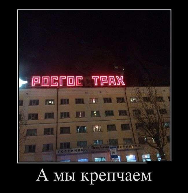 Демотиваторы на ночь глядя )