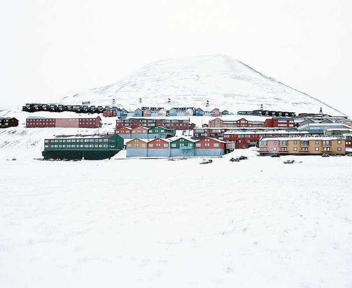 Лонгйир – самый северный город в мире, где запрещено умирать