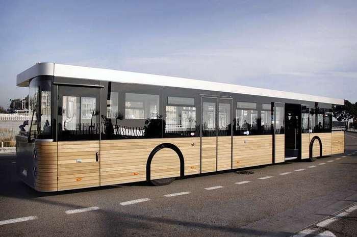 Cobus DES: автобус без начала и конца