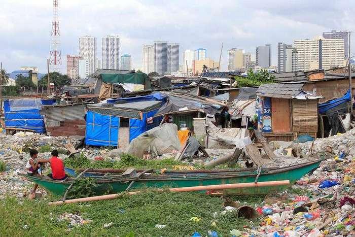 Снимки повседневной жизни на Филиппинах