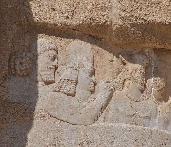 Гробница персидских царей