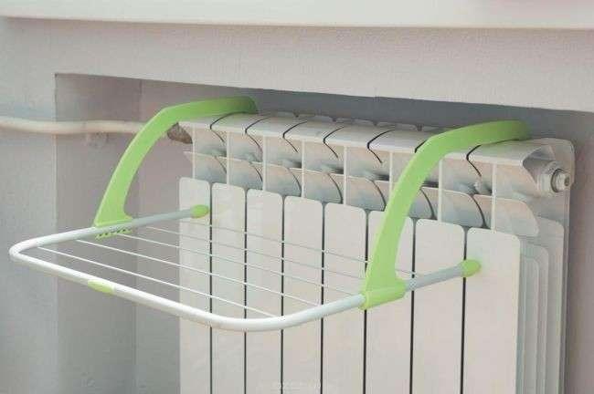 Ученые утверждают, что сушить белье в жилых комнатах опасно для здоровья
