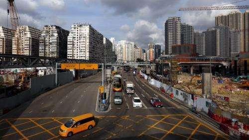 Менеджер в Гонконге купил парковочное место за 664 000$