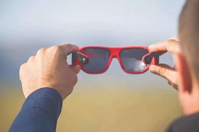 Первые в мире экшен-очки, которые намного лучше любой камеры