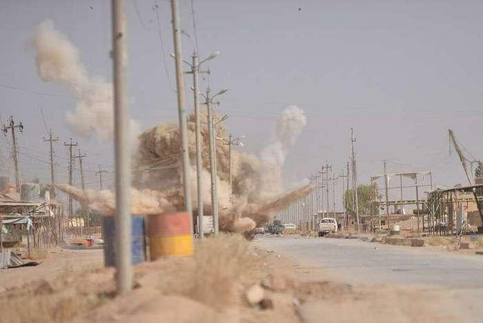Фото событий в Ираке