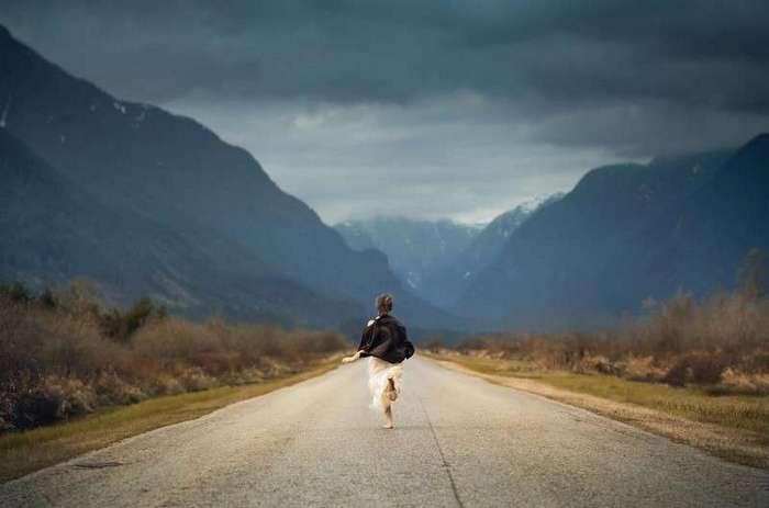 Фотографии, дышащие воздухом и свободой