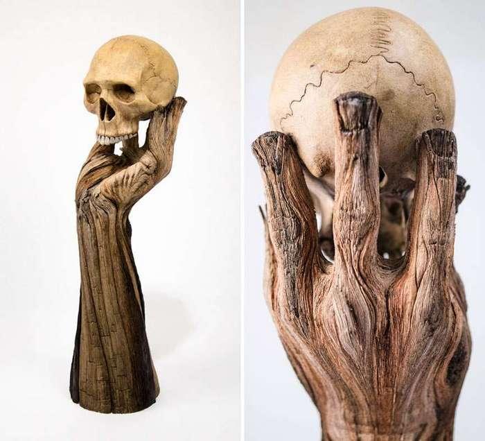 Этот скульптор заставит вас не поверить своим глазам.